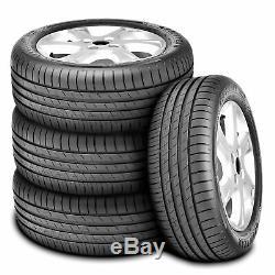 4 New Goodyear EfficientGrip Performance 235/65R17 104H Tires