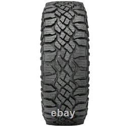 4 New Goodyear Wrangler Duratrac 265x70r17 Tires 2657017 265 70 17