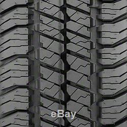 4 New Goodyear Wrangler Sr-a P275/60r20 Tires 60r 20 275 60 20