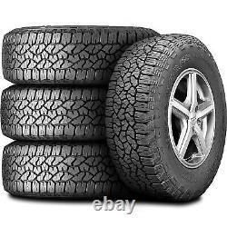4 New Goodyear Wrangler TrailRunner AT 275/60R20 115S A/T All Terrain Tires