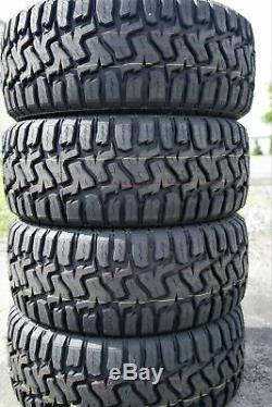 4 New Haida HD878 R/T 275/60R20 115T M/T A/T All Terrain Mud Tires