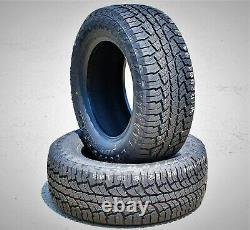 4 New Joyroad Adventure A/T LT 285/65R18 Load E 10 Ply AT All Terrain Tires
