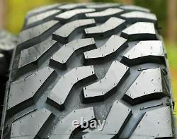4 New Leao Lion Sport MT LT 315/75R16 Load E 10 Ply M/T Mud Tires