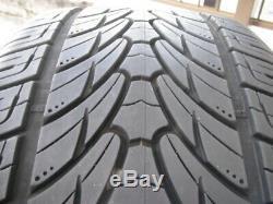 4 New Lionhart Lh-ten 265/35zr22 Tires 2653522 265 35 22