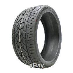 4 New Lionhart Lh-ten 285/45r22 Tires 2854522 285 45 22
