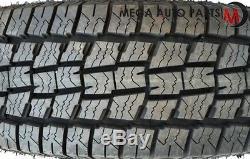 4 New Lionhart Lionclaw ATX2 LT275/70R18 125/122S All Terrain Tires