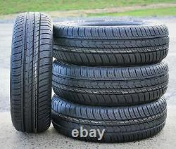 4 New MRF Wanderer Street 205/60R16 92H AS A/S Performance Tires