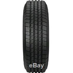 4 New Michelin Ltx M/s2 245x75r17 Tires 2457517 245 75 17