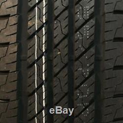 4 New Milestar Grantland P275/55r20 Tires 2755520 275 55 20