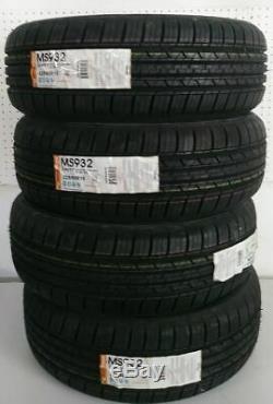 4 New Milestar Ms932 Sport 225/65r17 Tires 2256517 225 65 17