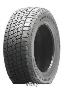 4 New Milestar Patagonia A/t R 285x70r17 Tires 2857017 285 70 17
