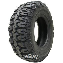 4 New Milestar Patagonia M/t Lt33x12.50r15 Tires 33125015 33 12.50 15