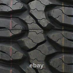 4 New Milestar Patagonia M/t Lt37x13.50r20 Tires 37135020 37 13.50 20