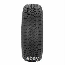 4 New Multi-mile Wild Country Trail 4sx 265x75r16 Tires 2657516 265 75 16