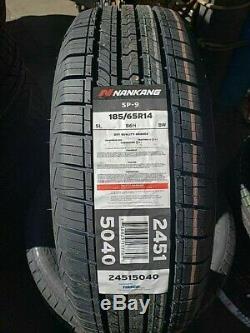 4 New Nankang Sp-9 Cross Sport 225/65r17 Tires 2256517 225 65 17