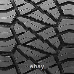 4 New Nitto Ridge Grappler 275x60r20 Tires 2756020 275 60 20