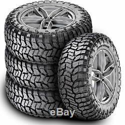 4 New Patriot R/T LT 275/55R20 Load E 10 Ply M/T A/T All Terrain Mud Tires