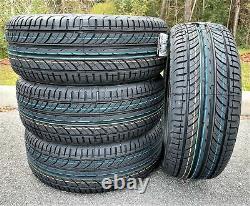 4 New Premiorri Solazo 205/55R16 91V Performance Tires