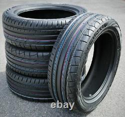 4 New Premiorri Solazo S Plus 215/45R17 91W XL High Performance Tires