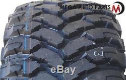 4 New RBP Repulsor M/T LT285/70R17 121/118Q 8Ply All Terrain Mud Tires MT