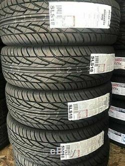 4 New Solar 4xs P205/55r16 Tires 2055516 205 55 16