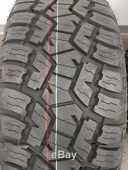 4 New Suretrac Sierra Radial A/t Lt33x12.50r20 Tires 12.50r 20 33 12.50 20