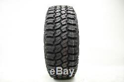 4 New Thunderer Trac Grip M/t R408 285x75r16 Tires 75r 16 285 75 16
