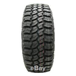 4 New Thunderer Trac Grip M/t R408 Lt285x70r17 Tires 2857017 285 70 17