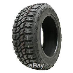 4 New Thunderer Trac Grip M/t R408 Lt295x70r17 Tires 2957017 295 70 17