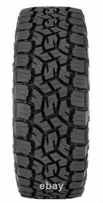 4 New Toyo Open Country A/t Iii Lt35x12.50r20 Tires 35125020 35 12.50 20