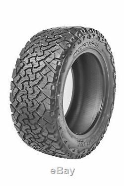 4 New Venom Power Terrain Hunter X/t 33x12.50r20 Tires 33125020 33 12.50 20