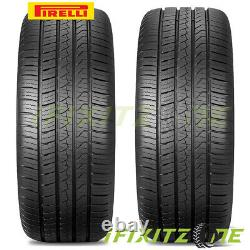 4 Pirelli P Zero All Season 215/55R/17 Tires, Ultra-High Performance, 500AA, New