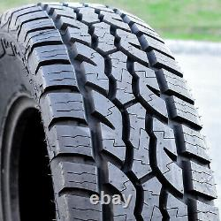 4 (Set) All Country A/T 265/70R17 115T AT All Terrain (BLEM) Tires