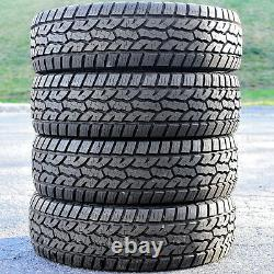 4 (Set) All Country A/T 275/70R18 Load E 10 Ply AT All Terrain (BLEM) Tires