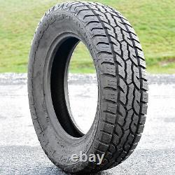 4 (Set) All Country A/T LT 275/65R20 Load E 10 Ply AT All Terrain (BLEM) Tires