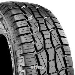 4 (Set) Crosswind A/T 265/70R17 115T AT All Terrain (BLEM) Tires