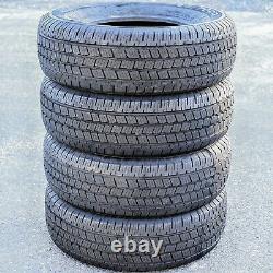 4 (Set) Entrada HT 265/70R17 115T AS A/S All Season (BLEM) Tires