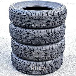 4 (Set) RB-SUV 245/60R18 105H AS A/S All Season (BLEM) Tires