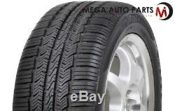 4 Supermax TM-1 TM1 195/65R15 91T All Season Traction Touring Performance Tires