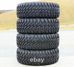 4 Tires Kanati Mud Hog M/T LT 275/60R20 Load E 10 Ply MT Mud
