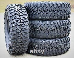 4 Tires Kanati Mud Hog M/T LT 275/65R18 Load E 10 Ply MT Mud
