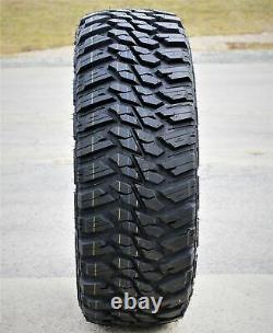 4 Tires Kanati Mud Hog M/T LT 315/75R16 Load D 8 Ply MT Mud