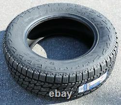 4 Tires Leao Lion Sport A/T LT 35X12.50R20 Load E 10 Ply AT All Terrain