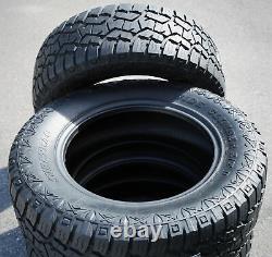4 Tires Suretrac Wide Climber A/T II LT 33X12.50R20 E 10 Ply AT All Terrain