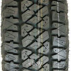 4 Tires Thunderer Ranger AT-R LT 245/75R16 Load E 10 Ply A/T All Terrain