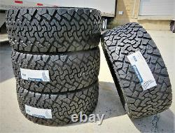 4 Tires Venom Power Terra Hunter X/T LT 35X12.50R17 Load E 10 Ply AT All Terrain