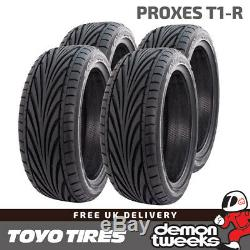 4 x 205/40/17 ZR17 84W Toyo Proxes T1-R (T1R) Road/Track Day Tyres 2054017