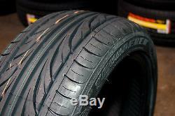 4 x NEW 235 45 18 Thunderer Mach III All Season Performance Tires 235/45ZR18 98W