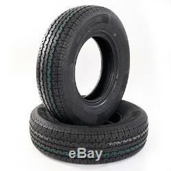 4TL 117/112 L wr078 ST225/75-15 OSHION 10 Ply E Load Radial Trailer Tires