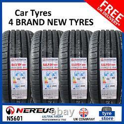 4X New 225 40 18 NEREUS NS601 225/40R18 92W XL 2254018 C/B RATED (4 TYRES)
